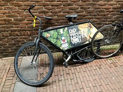 Abandoned Bike - Amsterdam