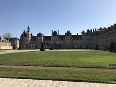 Fontainebleau - Le Château (2019 03 31) - Photo of Thomery