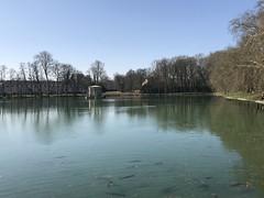 Fontainebleau - L'Etang du Château (2019 03 31) - Photo of Thomery