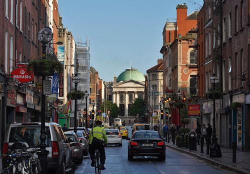 Dublin: Capel Street (City Hall)