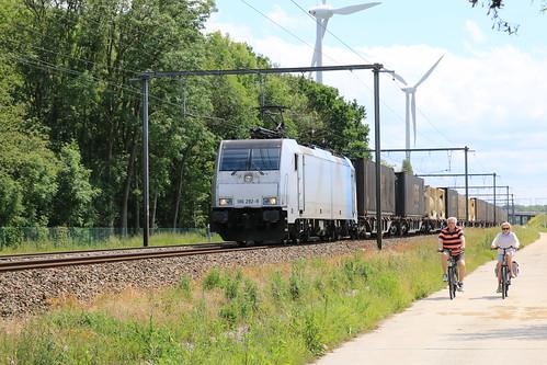 186 292-9 Xrail Railpool Brugge 14-06-2019