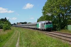 BB67471 + TER à Condé-Folie