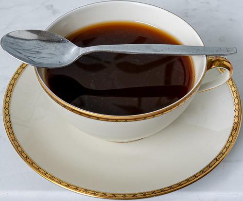 Eine Tasse Kaffee - A Cup of Coffee