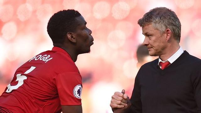 Apakah Pogba Akan Tinggalkan Manchester United?