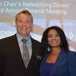 June 19 '19 - 55th Chair's Networking Dinner and Annual General Meeting