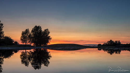 Afterglow and Reflections