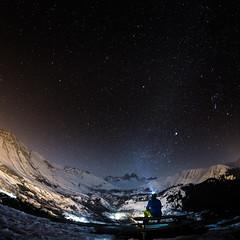 Night In Savoie
