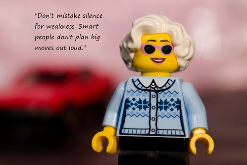 Advice from Granny