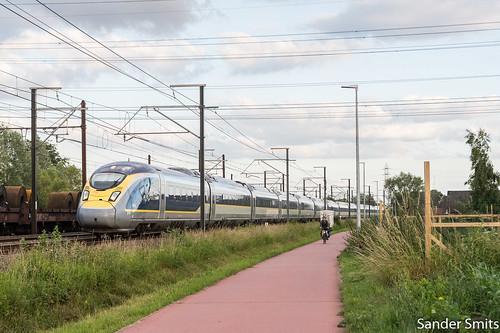 Eurostar 4005/4006 | Kontich | EST 9150 | 20/06/2019