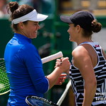 Jennifer Brady, Ashleigh Barty