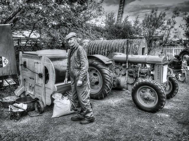 The Auld Farmer