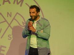 Rencontre avec Ismaël Khelifa, Prix Citrouille verte, Quatrième et dernière rencontre, MLC La Citrouille, Cesson Vert-Saint-Denis - Photo of Dammarie-les-Lys