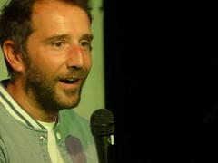 Rencontre avec Ismaël Khelifa, Prix Citrouille verte, Quatrième et dernière rencontre, MLC La Citrouille, Cesson Vert-Saint-Denis - Photo of Boissise-la-Bertrand