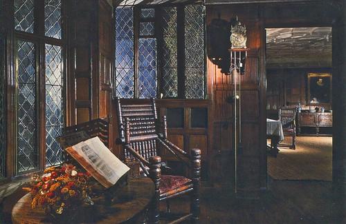 Richmond Virginia  - Agecroft Hall - Great Palor