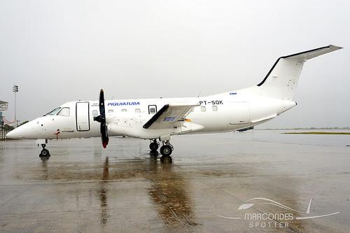 Embraer EMB-120ER Brasília