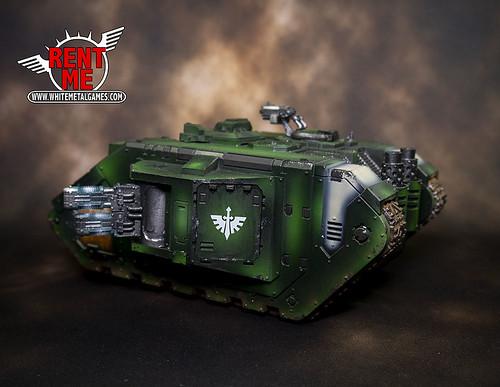 Achilles-Alpha Pattern Land Raider