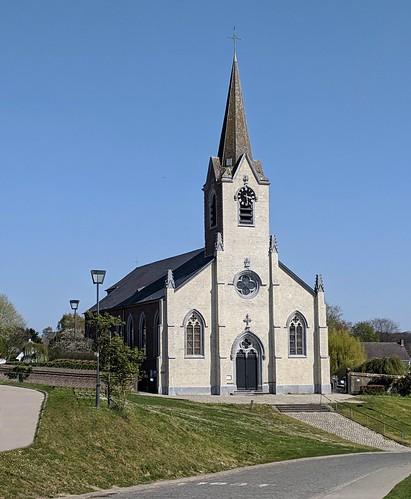 Plancenoit Church