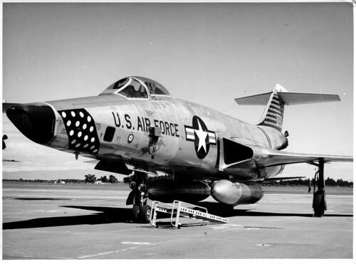 USAF RF-101 Voodoo FB-094