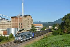 SNCF BB67591, Urmatt, 17-6-2019 7:19 - Photo of Dinsheim-sur-Bruche