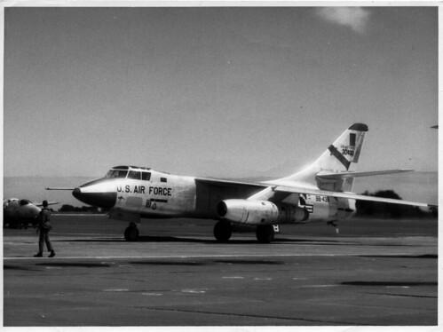 USAF Douglas RB-66 Destroyer