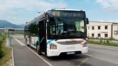 Iveco Urbanway 12 n°2064 de Synchro BUS