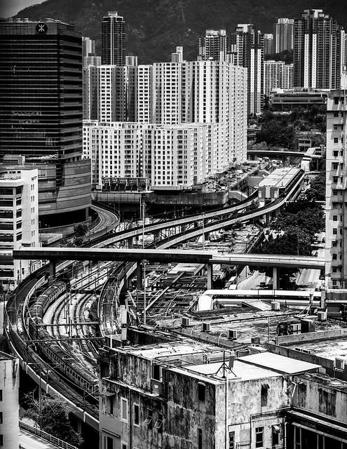 Hong Kong structures - Kowloon Bay