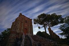 Sanctuaire de la Salette de nuit