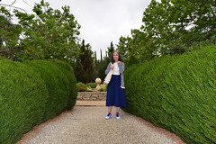 Julmina, Arlington Garden