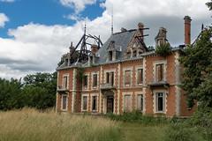 [Urbex] Château Billard