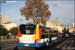 Man Lion's City - CFT (Corporation Française de Transports) (Vectalia) / CTPM (Compagnie de Transports Perpignan Méditerranée) n°106