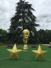 Centre National du Football Clairefontaine - Photo of Cernay-la-Ville