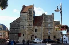 Dives-sur-Mer - Manoir de Bois-Hibout