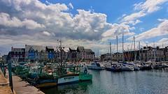 Port de Paimpol. Bretagne.