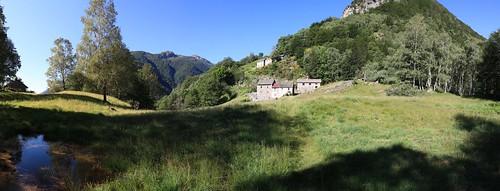 Alpe Solà, Valle Maggia. Canton Ticino, Svizzera