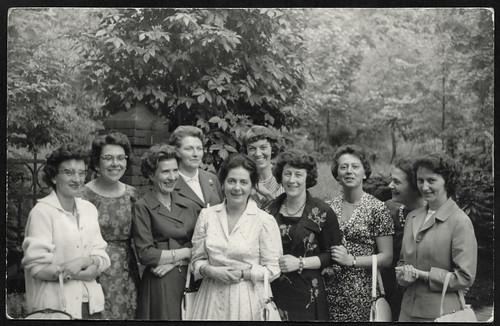 Archiv T272 Frauentreffen in Adelheide, 1960