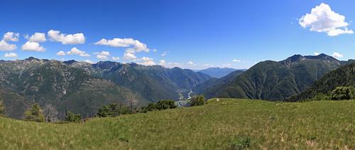 Sul Monte Zucchero, Valle Maggia. Canton Ticino, Svizzera