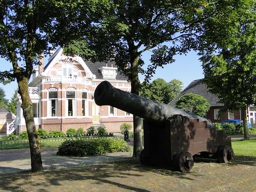 Cannon in Bad Nieuweschans