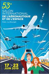 2019.06 LE BOURGET - 53° Salon de l'Aéronautique