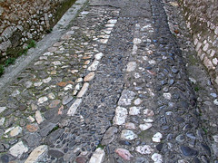 Paved Footway - Photo of Villeneuve-Loubet