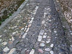 Paved Footway
