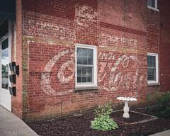 Fading Coca-Cola