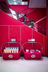 Symmetry at Target