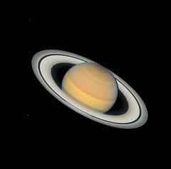 Saturn - June 20 2019 - HST