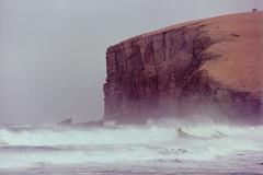 Breakers, Orkney Islands