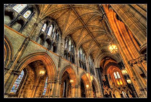 Dublin IR - Christ Church Cathedral 07