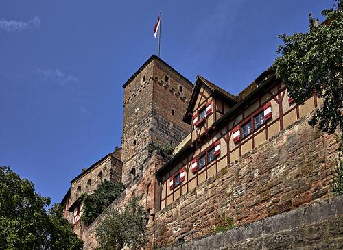 Unter der Burg