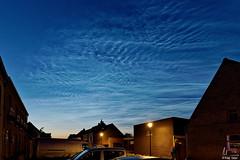 Lichtende nachtwolken 21 juni 2019 - Photo of Killem
