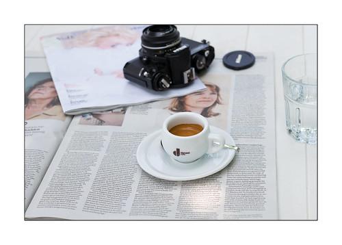 weekend, Caffé Danesi