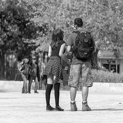 Croisement des générations - Photo of Nîmes