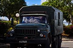 Cuban Truck